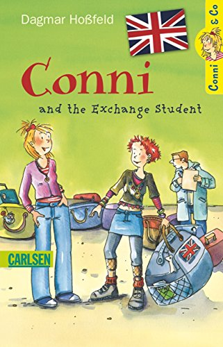 Conni & Co: Conni and the Exchange Student (English Edition)