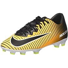 84b747c0f Amazon.es  botas de futbol nike mercurial - Naranja