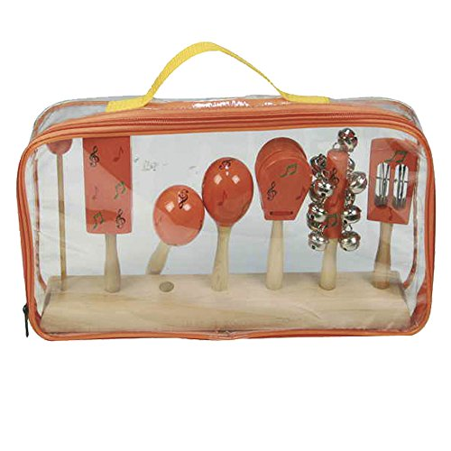 Reig multi-wooden Instrument Set (Toy Musical Instrument Set)