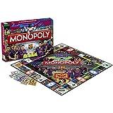 F.C. Barcelona - Monopoly, edición en inglés (Eleven Force 82769)