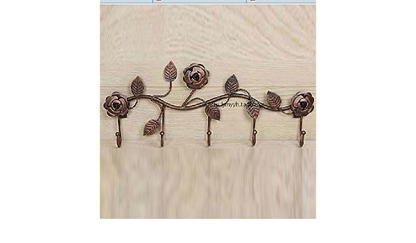 Decorative hook toto ganci appendiabiti europee pastorali dopo