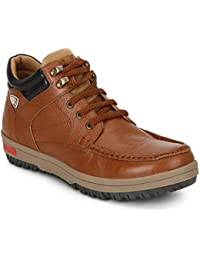 Red Chief Men's RC3475 Boat Shoes