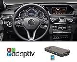 Adaptiv ADV-MB4- Mercedes E-Klasse Upgrade Set mit Navigation
