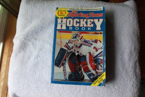 Sporting News Complete Hockey Book 1994-95