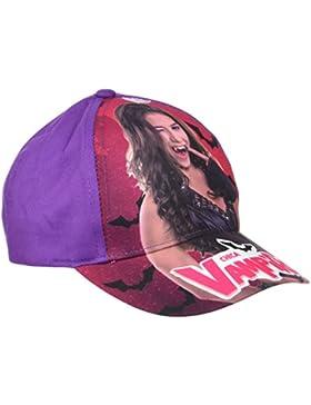 Cappello con visiera in cotone Chica Vampiro cod: 6583