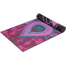 Tapis de Yoga Gaiam Impression Premium Réversible. 0633a783246