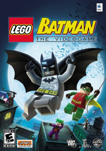 LEGO Batman [Mac Download] - Games Tt Lego