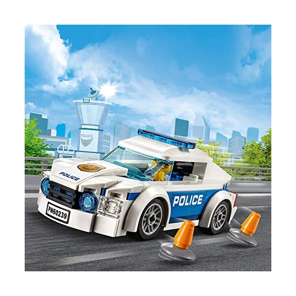 LEGO City - Auto di pattuglia della polizia, 60239 2 spesavip