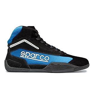 Sparco 00125941NRCE Botin Kb Gamma-4 Größe 41 Schwarz/Blau