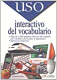 Uso interactivo de vocabulario- Libro by Angeles Encinar(2001-03-21)