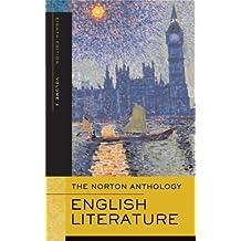 (THE NORTON ANTHOLOGY OF ENGLISH LITERATURE, VOLUME 2: THE ROMANTIC PERIOD THROUGH THE TWENTIETH CENTURY) BY GREENBLATT, STEPHEN J.(AUTHOR)Hardcover Jan-2006