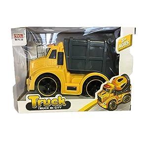 Fun Toys 10192-Truck, Worker, Super Power