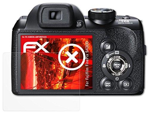 3-x-atfolix-anti-choque-lamina-protectora-de-pantalla-fujifilm-finepix-s4200-antichoque-pelicula-pro
