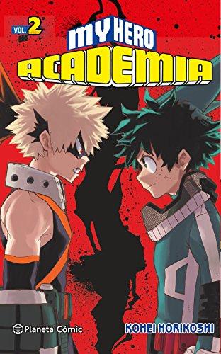 My Hero Academia nº 02 (Manga Shonen) por Kohei Horikoshi