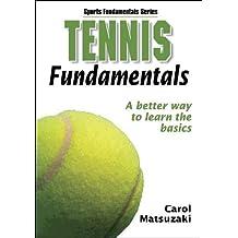 Tennis Fundamentals (Sports Fundamentals) by Human Kinetics (2004-01-19)