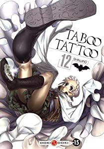 Taboo Tattoo Edition simple Tome 12