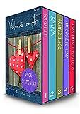 Pack Sintonías. Cinco novelas románticas (Volveré a ti #0, Bombón #1, Primer amor #2, Amigos del...