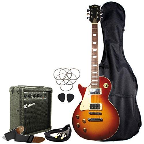 Rockburn LP2-TS-LH-PK LP Style