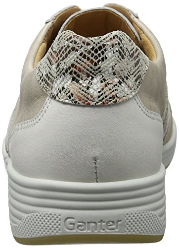Ganter Sensitiv Klara-K, Baskets Femme Beige (weiss/creme)