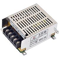 Leorx 36V 2A adattatore di alimentazione per la luce LED