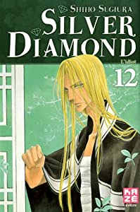 Silver Diamond Edition simple Tome 12