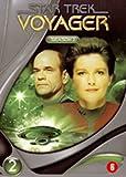 Star Trek: Voyager - L'integrale saison 2 Coffret - 6 DVD (Nouveau packaging) [Import belge]