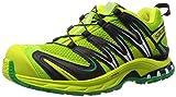 Salomon Xa Pro 3d, Herren Traillaufschuhe, Gelb (Granny Green/Gecko Green/Fern Green), 47 1/3 EU