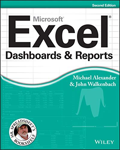 Excel Dashboards and Reports, 2nd Edition (Mr. Spreadsheet\'s Bookshelf)