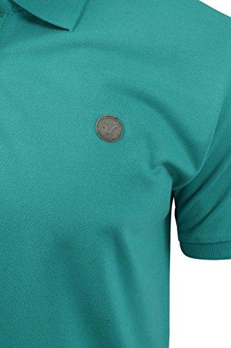 Voi Jeans Herren  UniT-Shirt Tropical Green