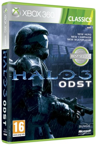 Halo 3 Odst - Classics Edition (xbox 360)