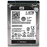 Western Digital WD10JPLX, 1 TB 2.5 Inch Internal Hard Drive, Black