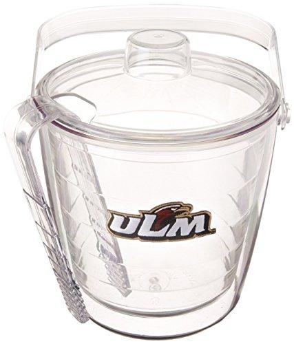 Tervis Eiseimer, 227 ml, transparent University of Louisiana at Monroe 87 oz farblos (Louisiana Tumbler)