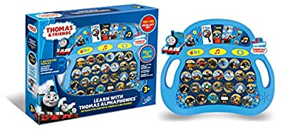 Thomas & Friends TT04 Learn with Thomas Alpha-Phonics