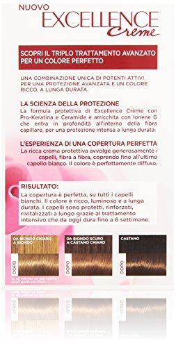 L Oréal Paris Excellence Crema Colorante Triplo Trattamento Avanzato 0772e51f108d