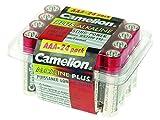 Camelion AAA/LR3 1.5 V 1100 mAh Alkaline Battery (24-Piece)