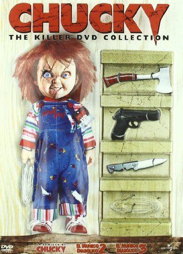 Chucky - The Killer Dvd Collection [Import espagnol]