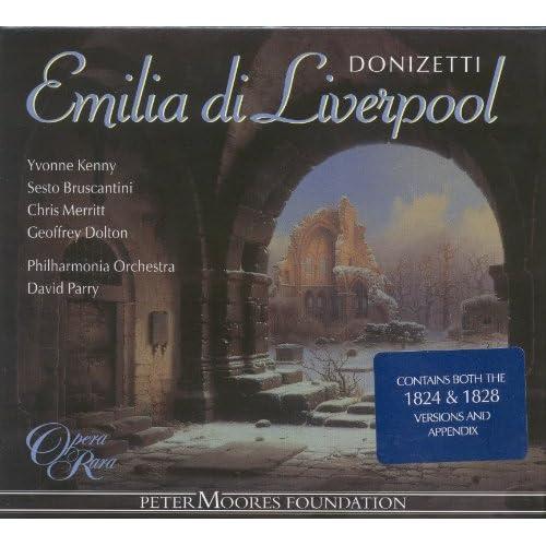 Donizetti, G.: Emilia di Liverpool