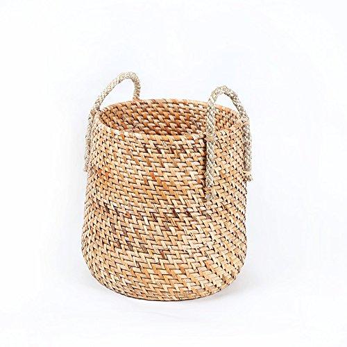 XBRle baril _ zangyi rotin de stockage stockage ameublement de maison instoragebarrels autres ensembles baril floraison salon décoration,blancs entre les couleurs primaires,tuba
