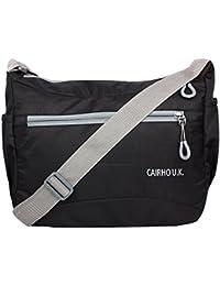 Cairho U.K Unisex Sling Bag(Wine_238)