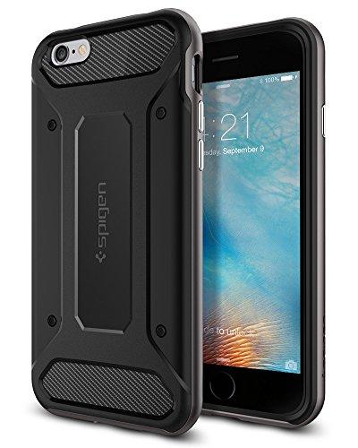 CUSTODIA COVER MOTO Carbon Effetto Carbonio per Apple Iphone 6s 7