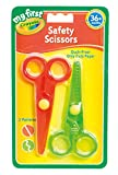 Enlarge toy image: Crayola Safety Scissors (Pack of 2) -  preschool activity for young kids