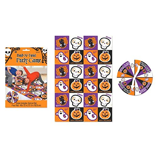 amscan International 270014 Halloween Biegen und Twist Spiel (Spiel Dress Up Halloween)