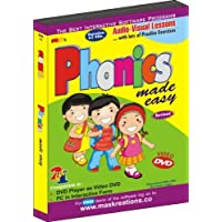 Phonics Made Easy(DVD)