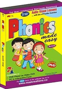 Phonics Made Easy(DVD)