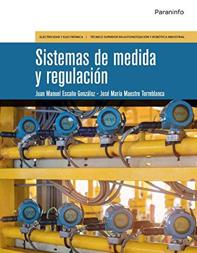 Sistemas de medida y regulación por JOSE Mª MAESTRE TORREBLANCA