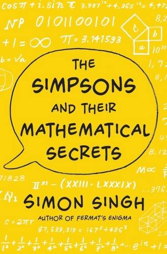 The Simpsons and Their Mathematical Secrets par Simon Singh