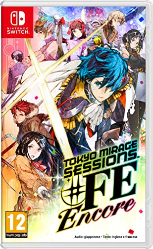 Tokyo Mirage Sessions Fe Encore - Nintendo Switch