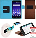 Mobistel Cynus E7 Cover Case | in Brown Leather |