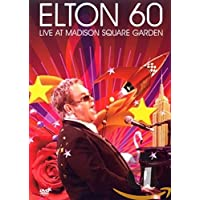 Elton John - Elton 60-Live At Madison Square Garden