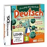 Lernerfolg Grundschule: Deutsch. Der Rechtschreibtrainer [Nintendo DS]